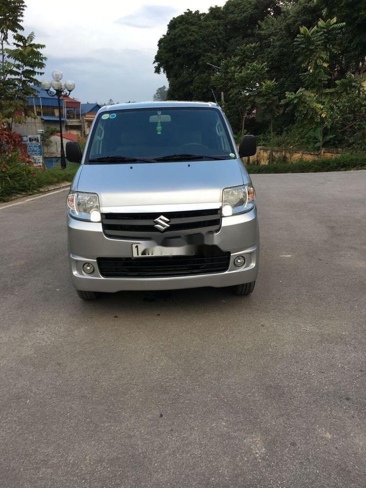 Cần bán Suzuki APV năm sản xuất 2009 (1)