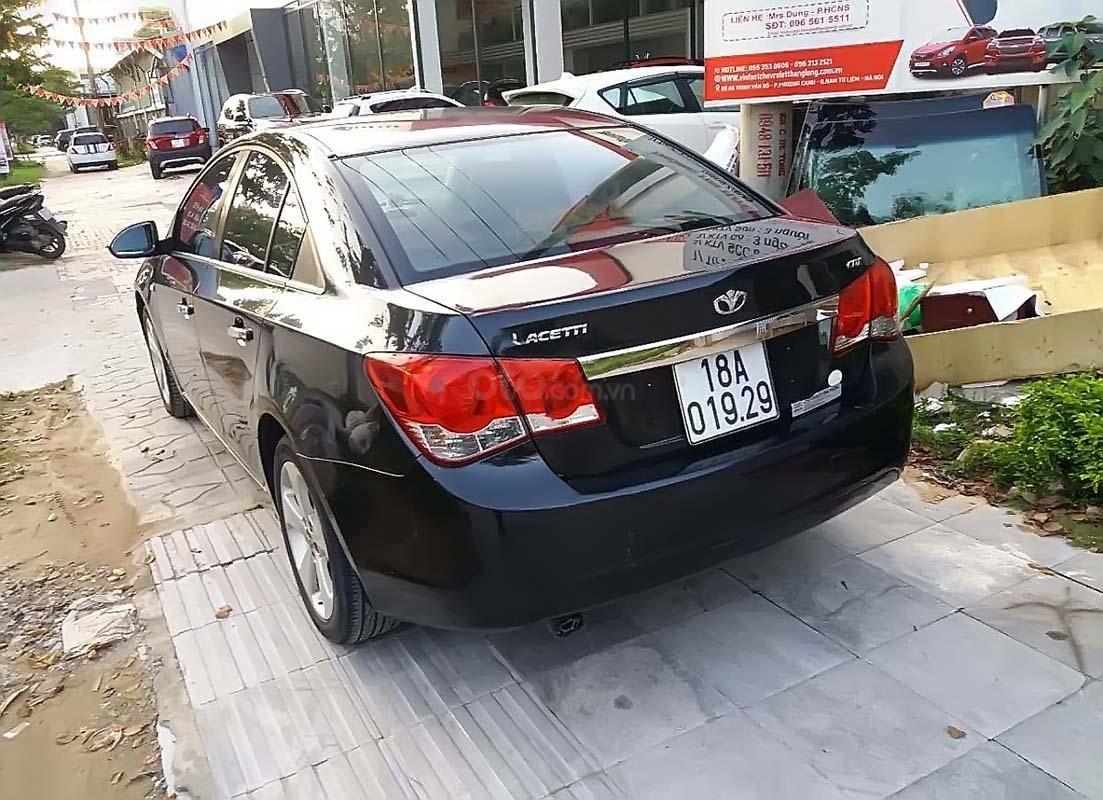 Cần bán Daewoo Lacetti năm 2009, màu đen, xe nhập   (2)