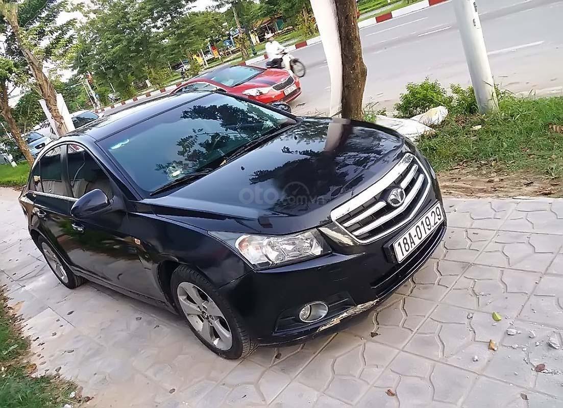 Cần bán Daewoo Lacetti năm 2009, màu đen, xe nhập   (1)