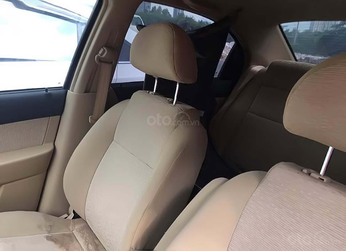 Cần bán Chevrolet Cruze sản xuất năm 2017, màu đen, giá tốt (4)