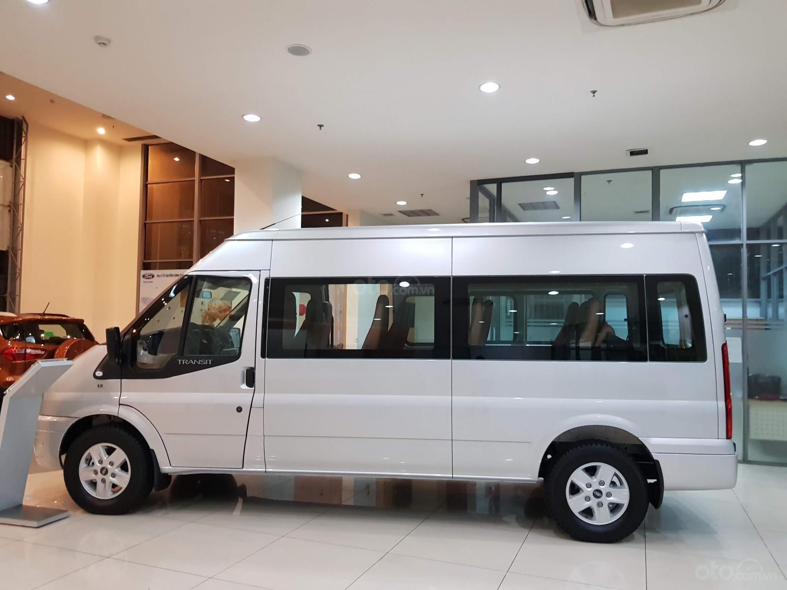 Ford Transit 2019 - Trả trước 170 triệu nhận xe ngay - Liên hệ: 0909 567 511 Huỳnh Nguyên (1)