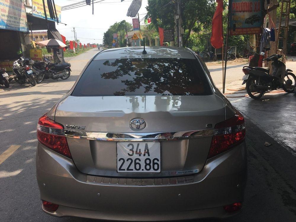 Bán Toyota Vios E sản xuất 2018, giá 450tr (5)