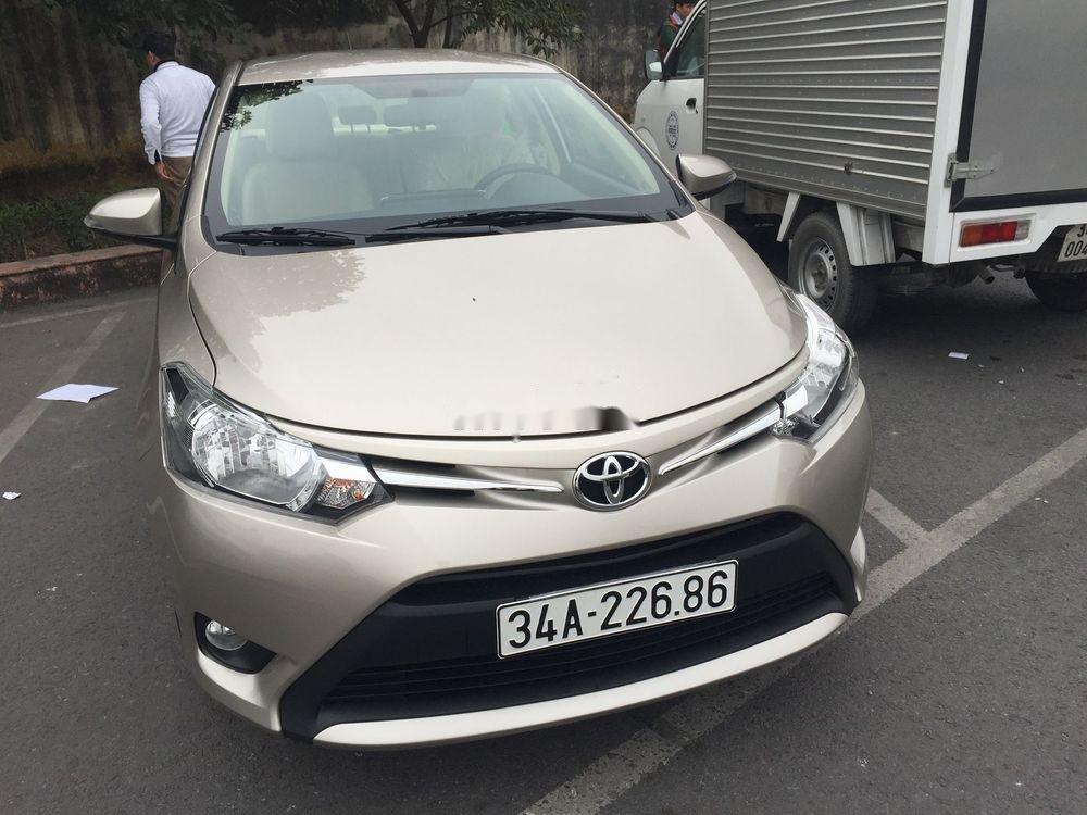 Bán Toyota Vios E sản xuất 2018, giá 450tr (2)