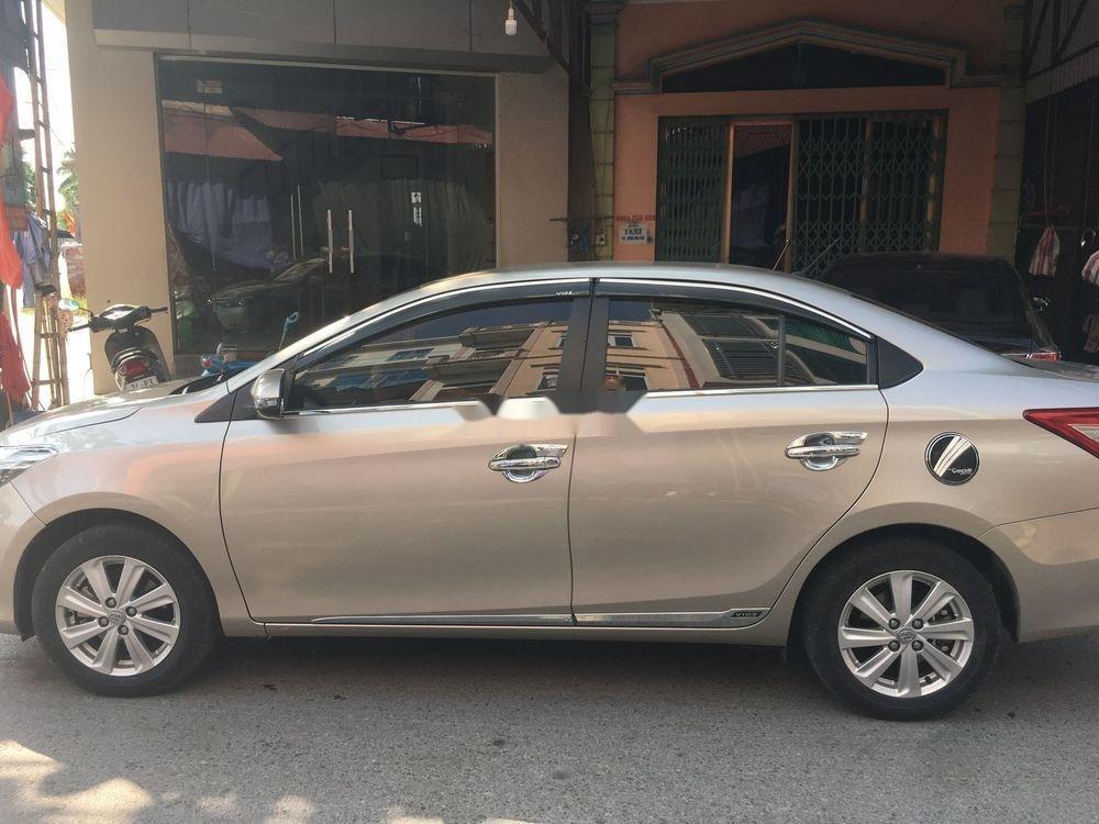 Bán Toyota Vios E sản xuất 2018, giá 450tr (1)
