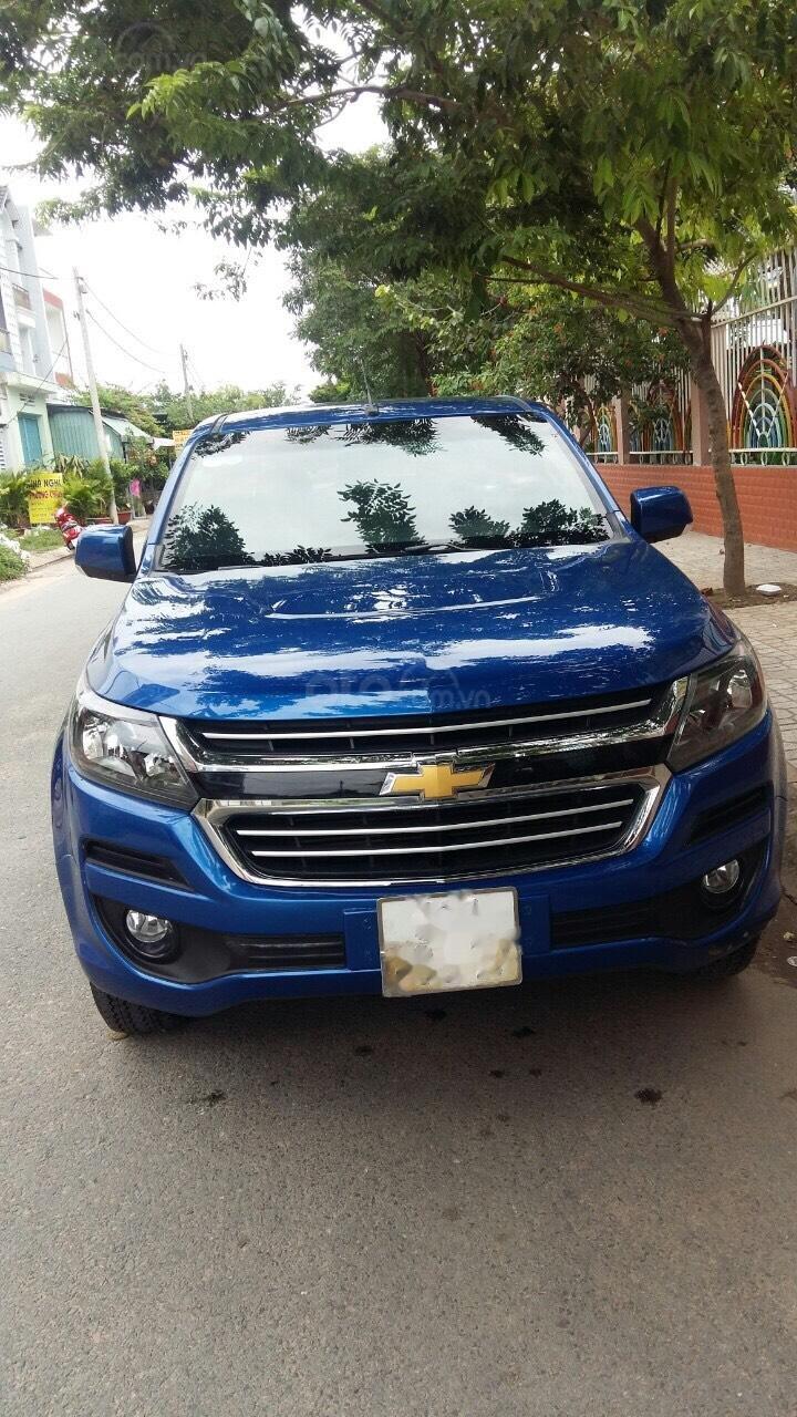 Cần bán Chevrolet Colorado năm sản xuất 2017, hai màu, nhập khẩu nguyên chiếc số sàn, 485tr (1)