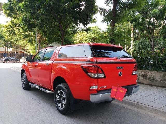 Ô tô Thủ Đô bán xe Mazda BT50 2.2AT SX 2016, màu đỏ, 509 triệu (11)