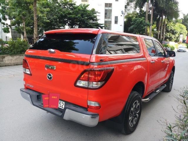 Ô tô Thủ Đô bán xe Mazda BT50 2.2AT SX 2016, màu đỏ, 509 triệu (10)