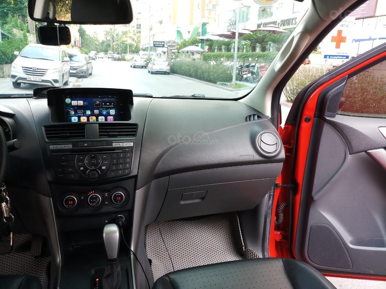 Ô tô Thủ Đô bán xe Mazda BT50 2.2AT SX 2016, màu đỏ, 509 triệu (9)