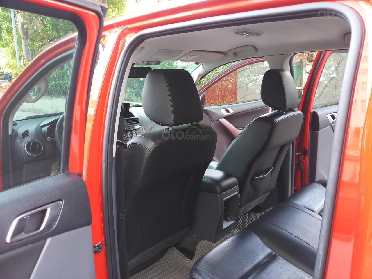 Ô tô Thủ Đô bán xe Mazda BT50 2.2AT SX 2016, màu đỏ, 509 triệu (13)