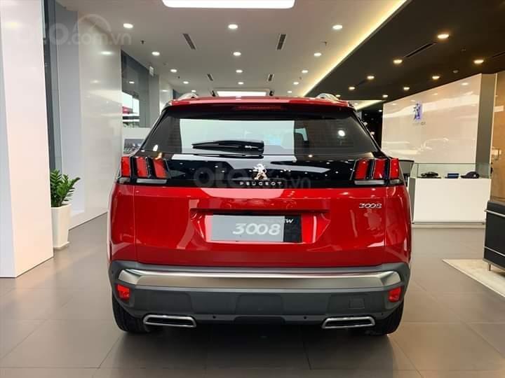 Bán ô tô Peugeot 3008 chưa đăng ký 2019, màu đỏ giá 1 tỷ 149 triệu đồng (5)