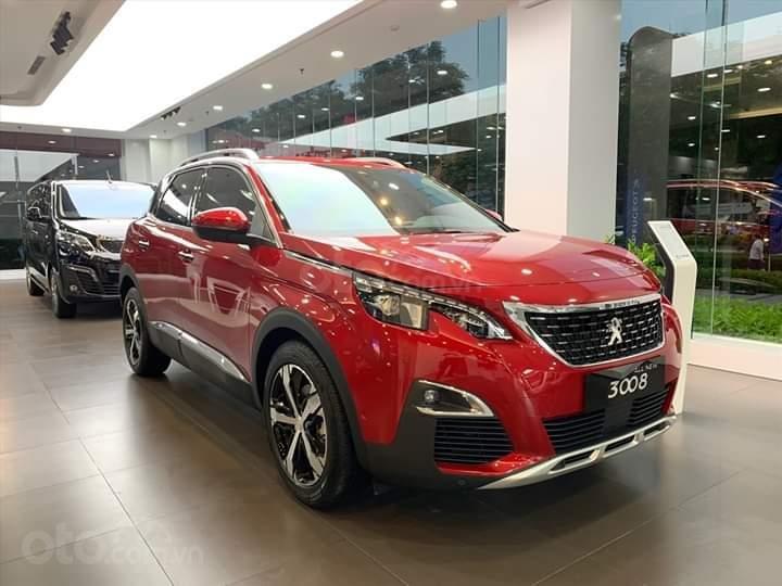 Bán ô tô Peugeot 3008 chưa đăng ký 2019, màu đỏ giá 1 tỷ 149 triệu đồng (1)