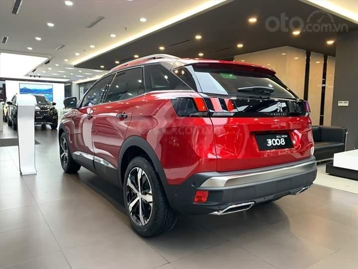 Bán ô tô Peugeot 3008 chưa đăng ký 2019, màu đỏ giá 1 tỷ 149 triệu đồng (4)