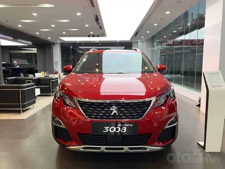 Bán ô tô Peugeot 3008 chưa đăng ký 2019, màu đỏ giá 1 tỷ 149 triệu đồng (2)