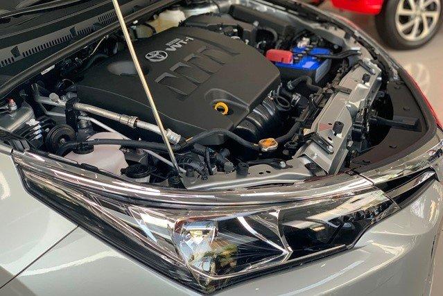 So sánh xe Kia Optima 2019 và Toyota Corolla Altis 2019 về động cơ a2