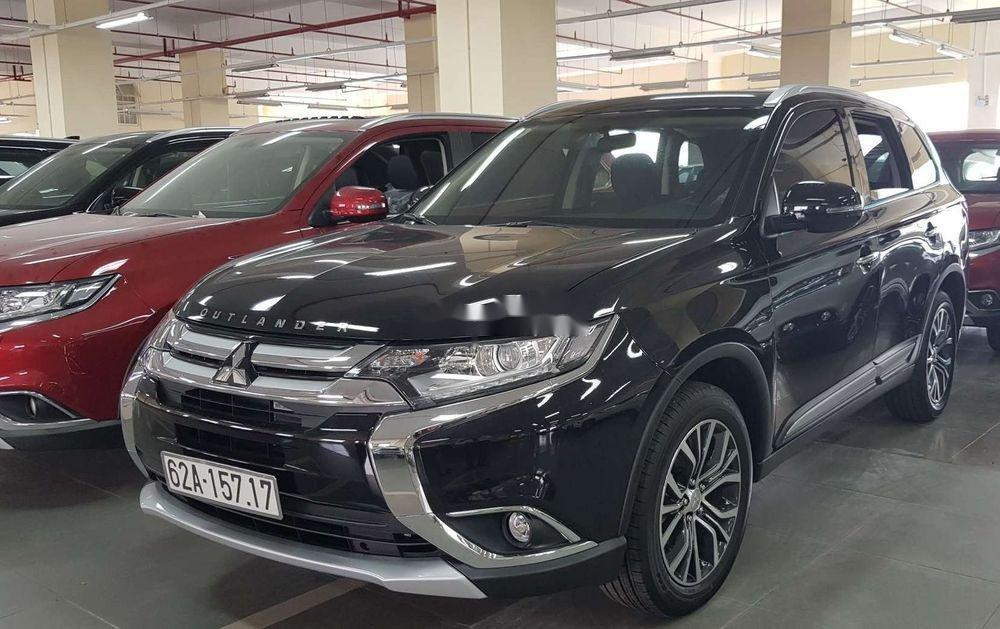 Bán Mitsubishi Outlander đời 2019, màu đen (2)