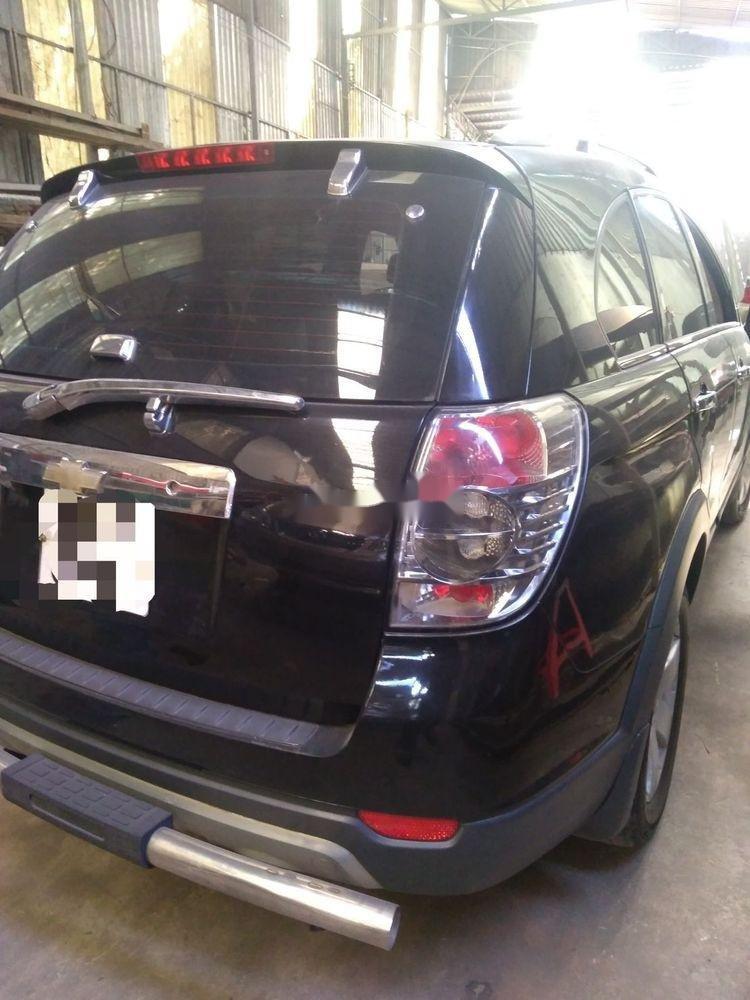 Cần bán xe Chevrolet Captiva sản xuất 2009, nhập khẩu, 300 triệu (2)