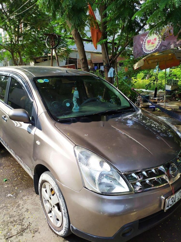 Cần bán xe Nissan Livina 2011, nhập khẩu nguyên chiếc (1)