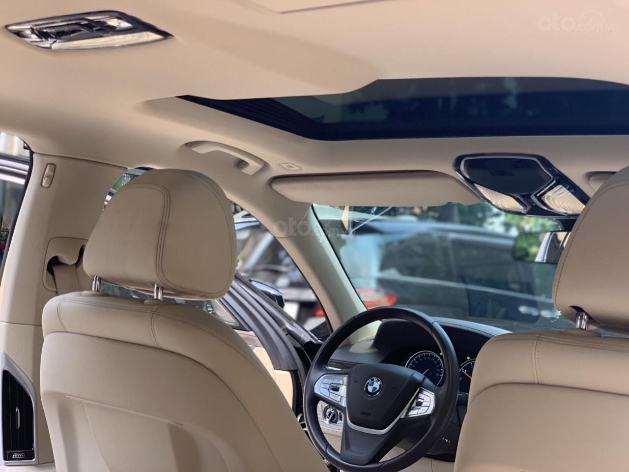 Bán ô tô BMW 7 Series LI sản xuất năm 2016, màu đen (4)