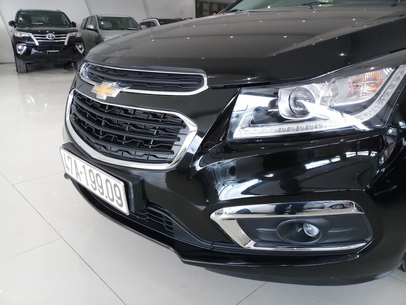 Bán Chevrolet Cruze LTZ 1.8L đời 2017, màu đen, 490tr TL (6)