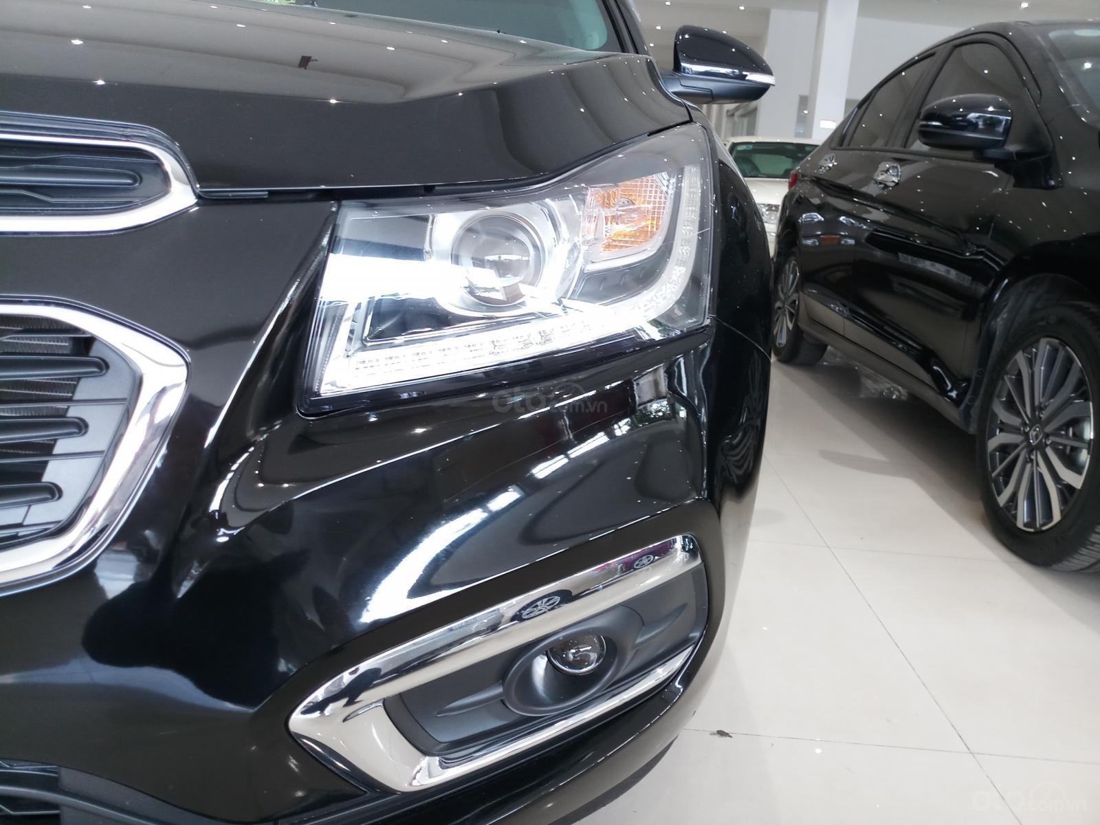 Bán Chevrolet Cruze LTZ 1.8L đời 2017, màu đen, 490tr TL (5)