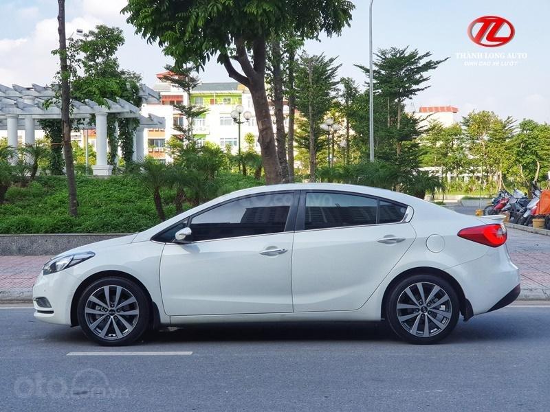 Bán ô tô Kia K3 2.0 AT sản xuất 2014, màu trắng, giá chỉ 499 triệu (2)