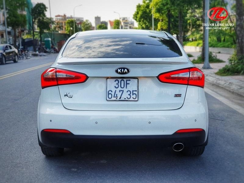 Bán ô tô Kia K3 2.0 AT sản xuất 2014, màu trắng, giá chỉ 499 triệu (3)