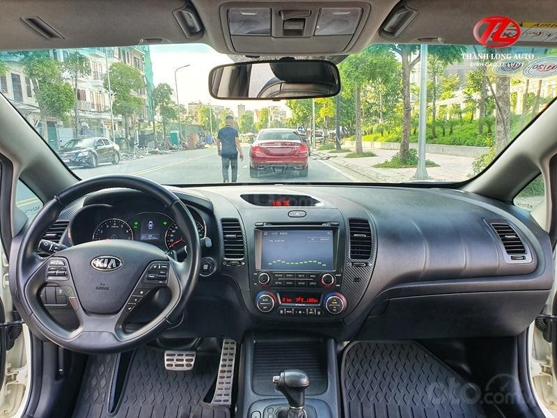 Bán ô tô Kia K3 2.0 AT sản xuất 2014, màu trắng, giá chỉ 499 triệu (4)