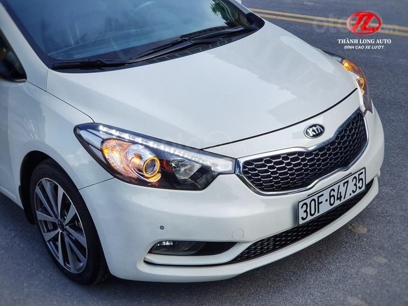 Bán ô tô Kia K3 2.0 AT sản xuất 2014, màu trắng, giá chỉ 499 triệu (7)