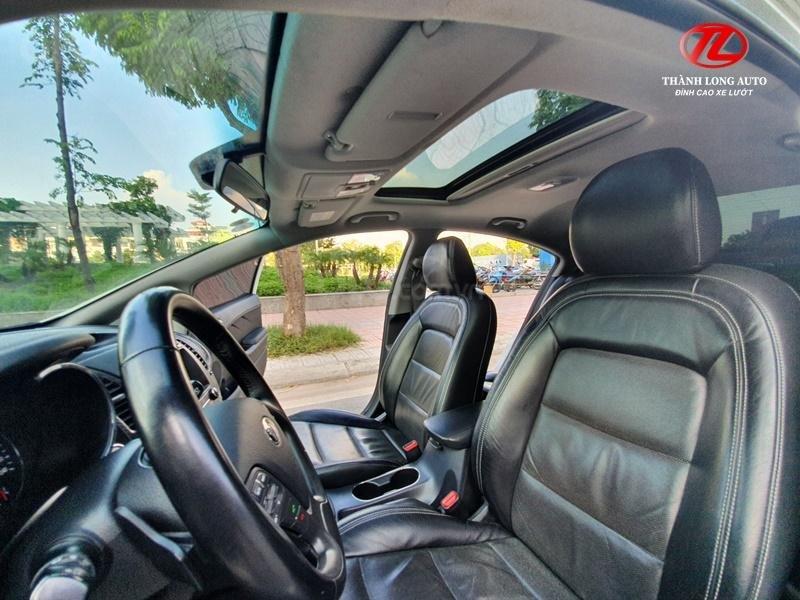 Bán ô tô Kia K3 2.0 AT sản xuất 2014, màu trắng, giá chỉ 499 triệu (11)