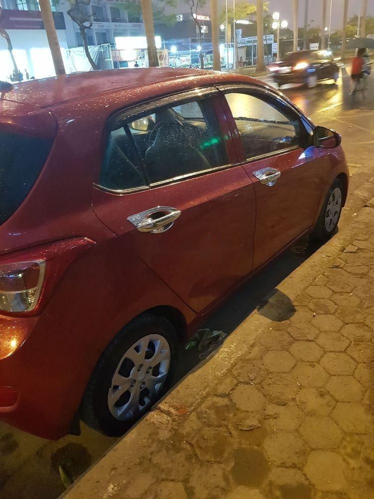 Cần bán gấp Hyundai Grand i10 năm 2014, màu đỏ, nhập khẩu giá cạnh tranh (1)