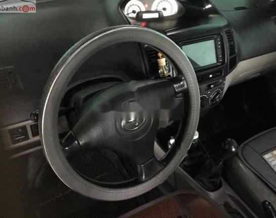 Cần bán gấp Toyota Vios 1.5 G năm 2005, màu bạc, giá tốt (2)