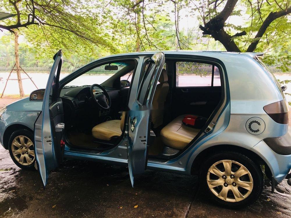 Cần bán lại xe Hyundai Getz 2008, màu xanh lam, xe nhập chính chủ giá cạnh tranh (3)