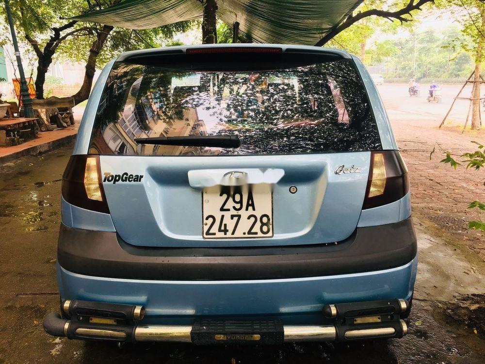 Cần bán lại xe Hyundai Getz 2008, màu xanh lam, xe nhập chính chủ giá cạnh tranh (10)