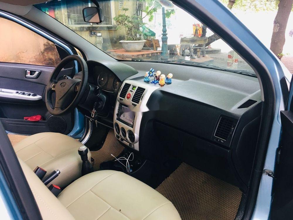 Cần bán lại xe Hyundai Getz 2008, màu xanh lam, xe nhập chính chủ giá cạnh tranh (5)