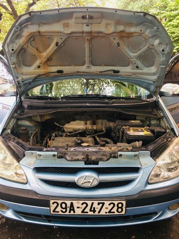 Cần bán lại xe Hyundai Getz 2008, màu xanh lam, xe nhập chính chủ giá cạnh tranh (6)