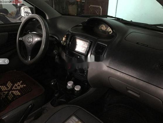 Cần bán gấp Toyota Vios 1.5 G năm 2005, màu bạc, giá tốt (4)