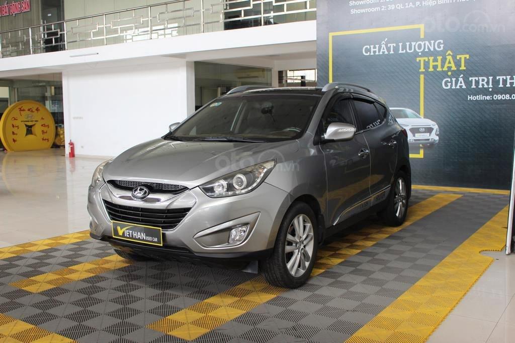 Hyundai Tucson 2.0AT 4WD 2011, xe nhập, kiểm định chất lượng, chạy vô tư (1)