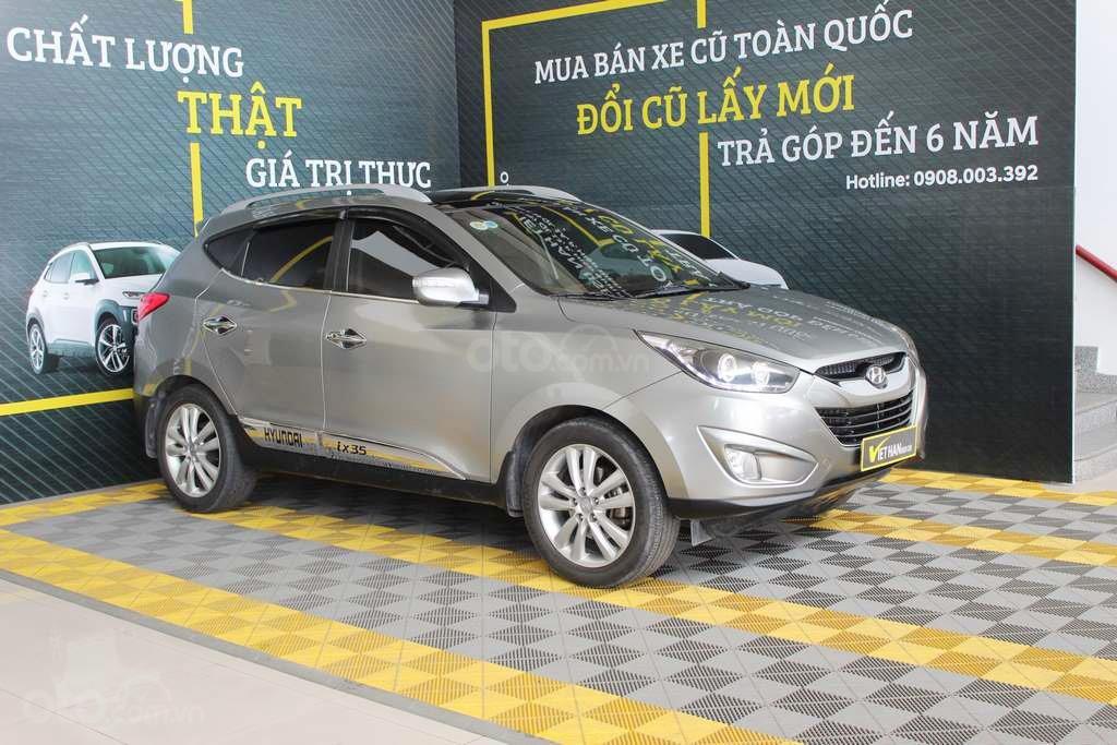 Hyundai Tucson 2.0AT 4WD 2011, xe nhập, kiểm định chất lượng, chạy vô tư (2)