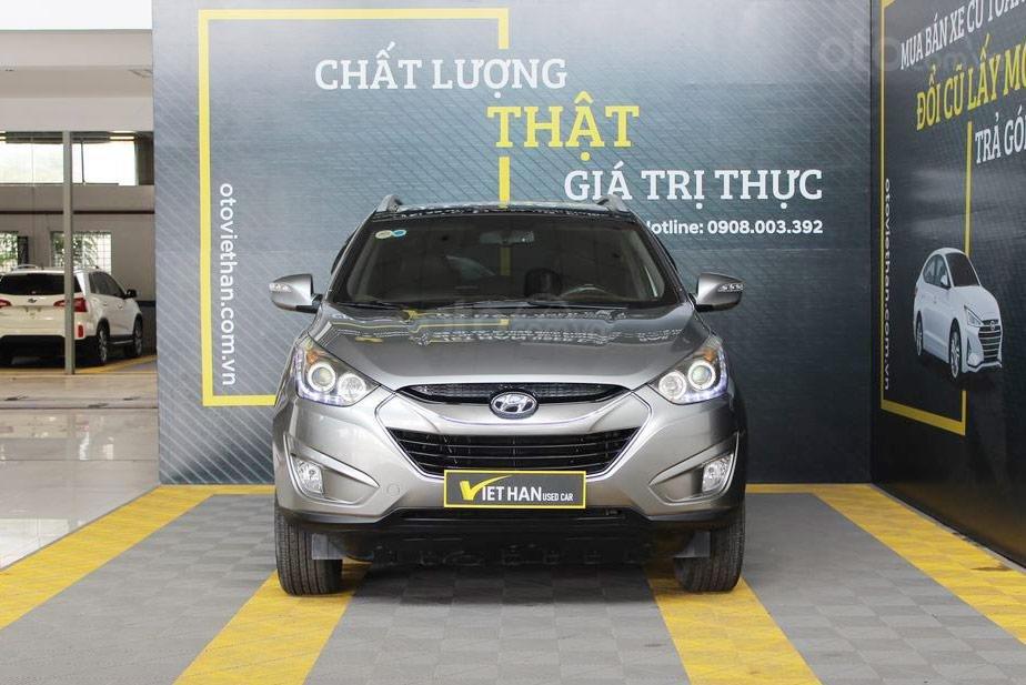 Hyundai Tucson 2.0AT 4WD 2011, xe nhập, kiểm định chất lượng, chạy vô tư (3)