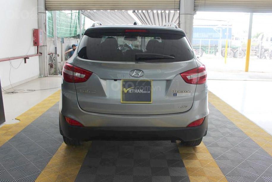 Hyundai Tucson 2.0AT 4WD 2011, xe nhập, kiểm định chất lượng, chạy vô tư (5)