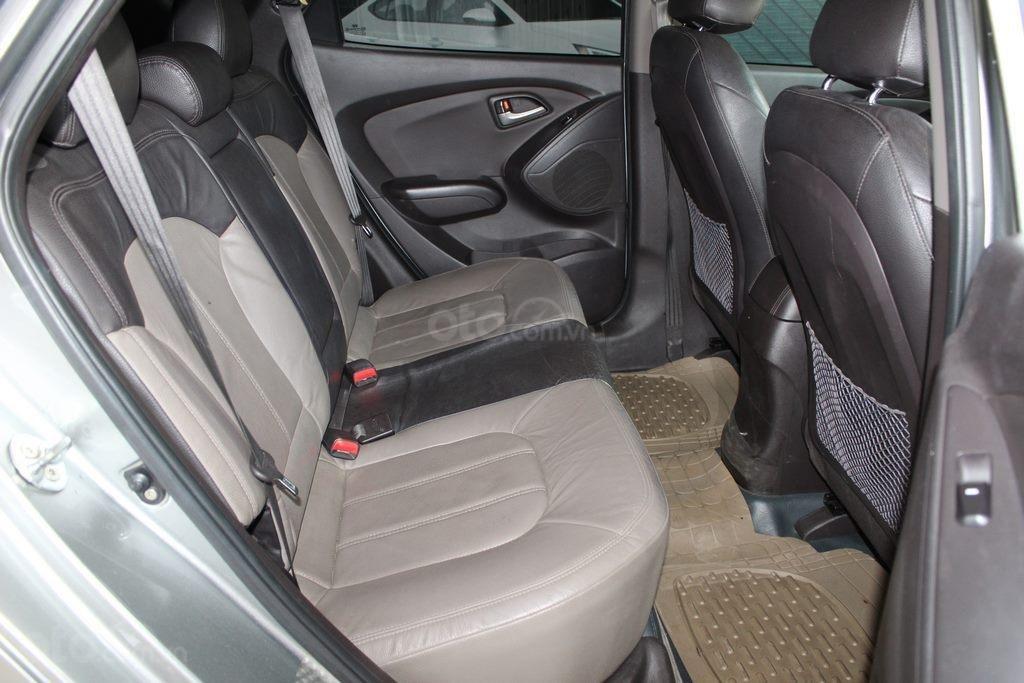 Hyundai Tucson 2.0AT 4WD 2011, xe nhập, kiểm định chất lượng, chạy vô tư (7)