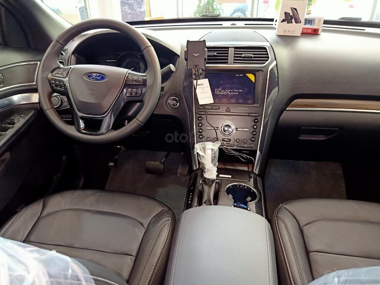 Giá xe Ford Explorer 2019, giá ưu đãi, nhiều quà tặng, giá trên chưa phải là giá cuối cùng, liên hệ: 090 701 7699 (5)