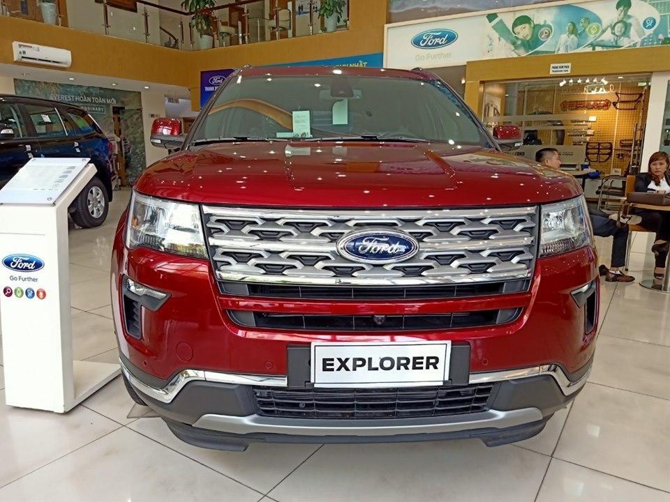 Giá xe Ford Explorer 2019, giá ưu đãi, nhiều quà tặng, giá trên chưa phải là giá cuối cùng, liên hệ: 090 701 7699 (1)