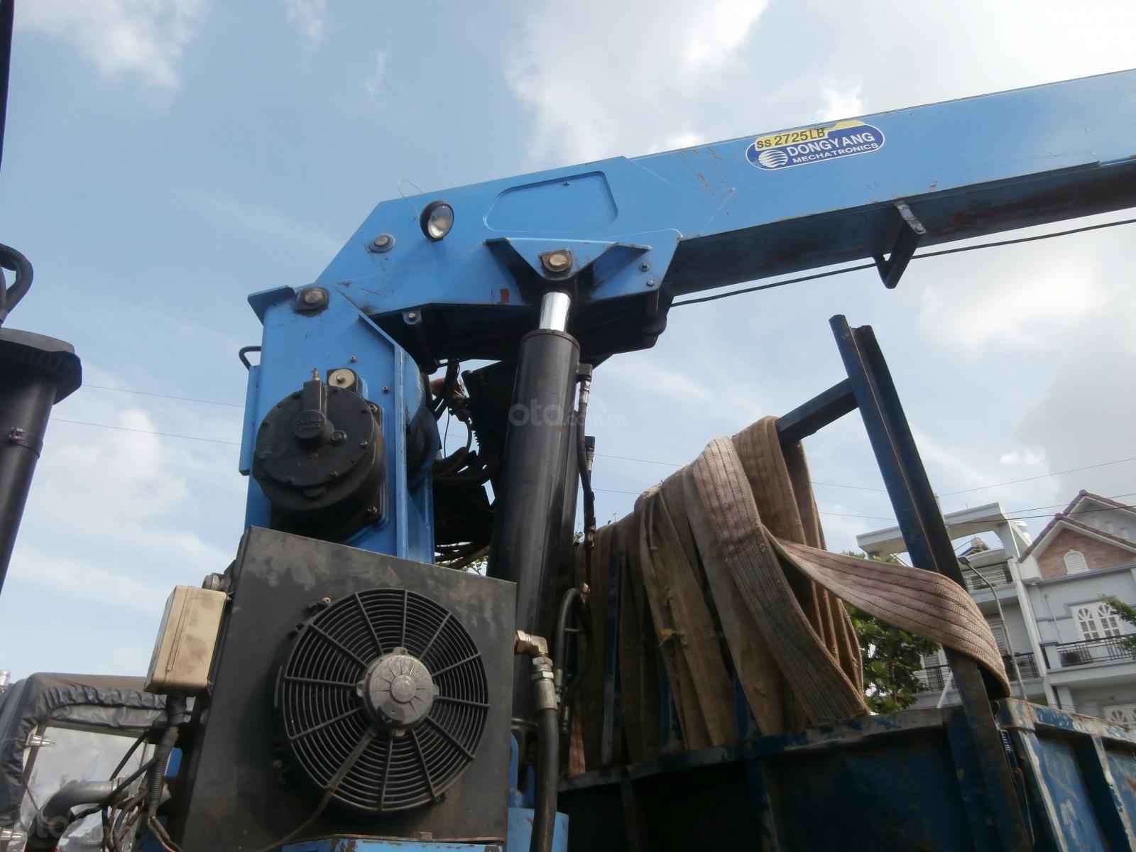 Bán Veam VB1100 có cần cẩu sản xuất 2014 cẩu 2015 (5)