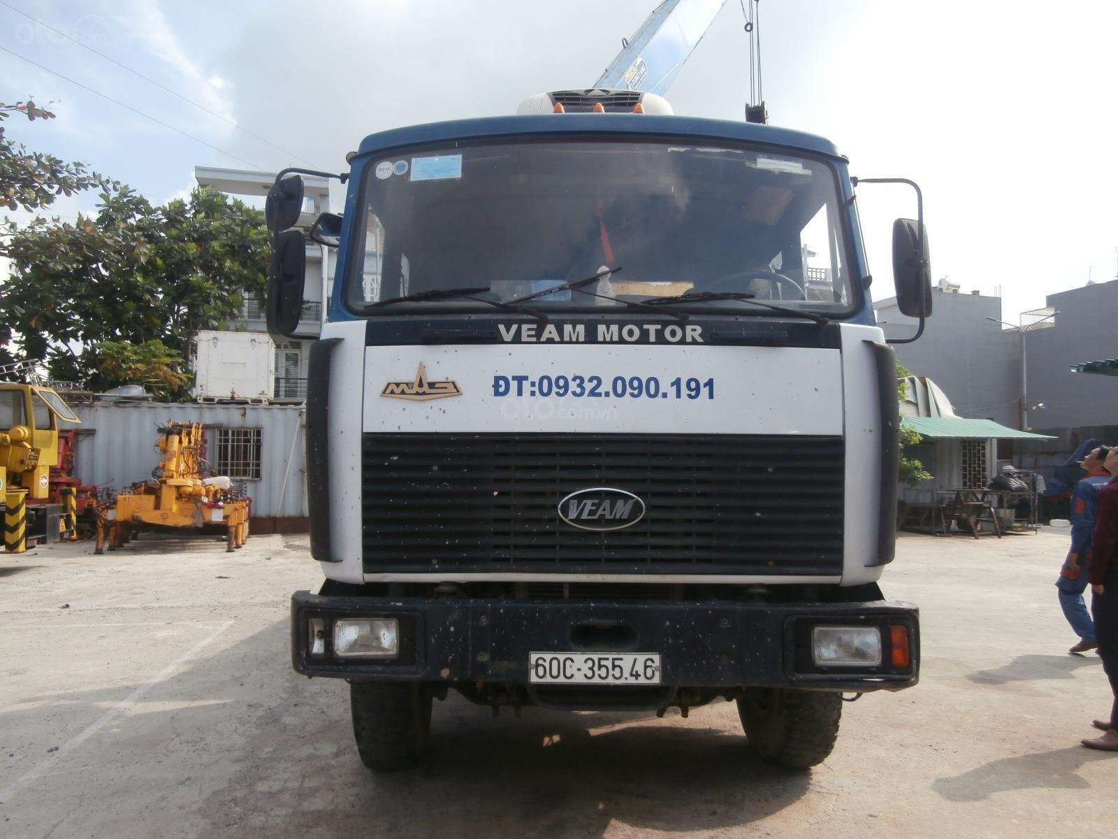 Bán Veam VB1100 có cần cẩu sản xuất 2014 cẩu 2015 (1)