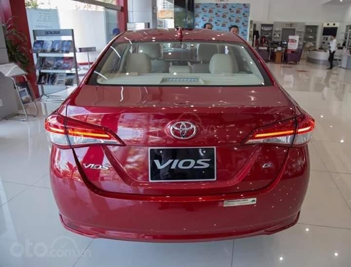 Toyota Bình Tân bán Vios 2019, trả trước 150 triệu, có xe giao ngay, KM T10, LH 0916053652 (2)