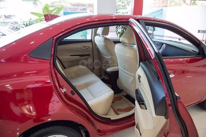 Toyota Bình Tân bán Vios 2019, trả trước 150 triệu, có xe giao ngay, KM T10, LH 0916053652 (3)