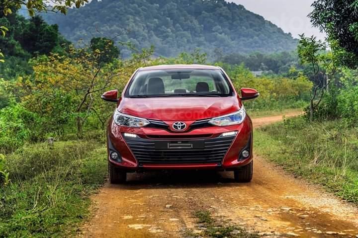 Toyota Bình Tân bán Vios 2019, trả trước 150 triệu, có xe giao ngay, KM T10, LH 0916053652 (5)
