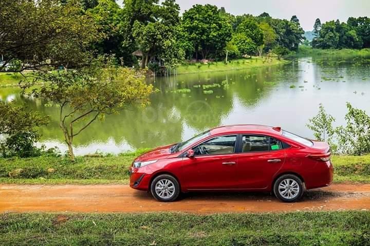 Toyota Bình Tân bán Vios 2019, trả trước 150 triệu, có xe giao ngay, KM T10, LH 0916053652 (7)