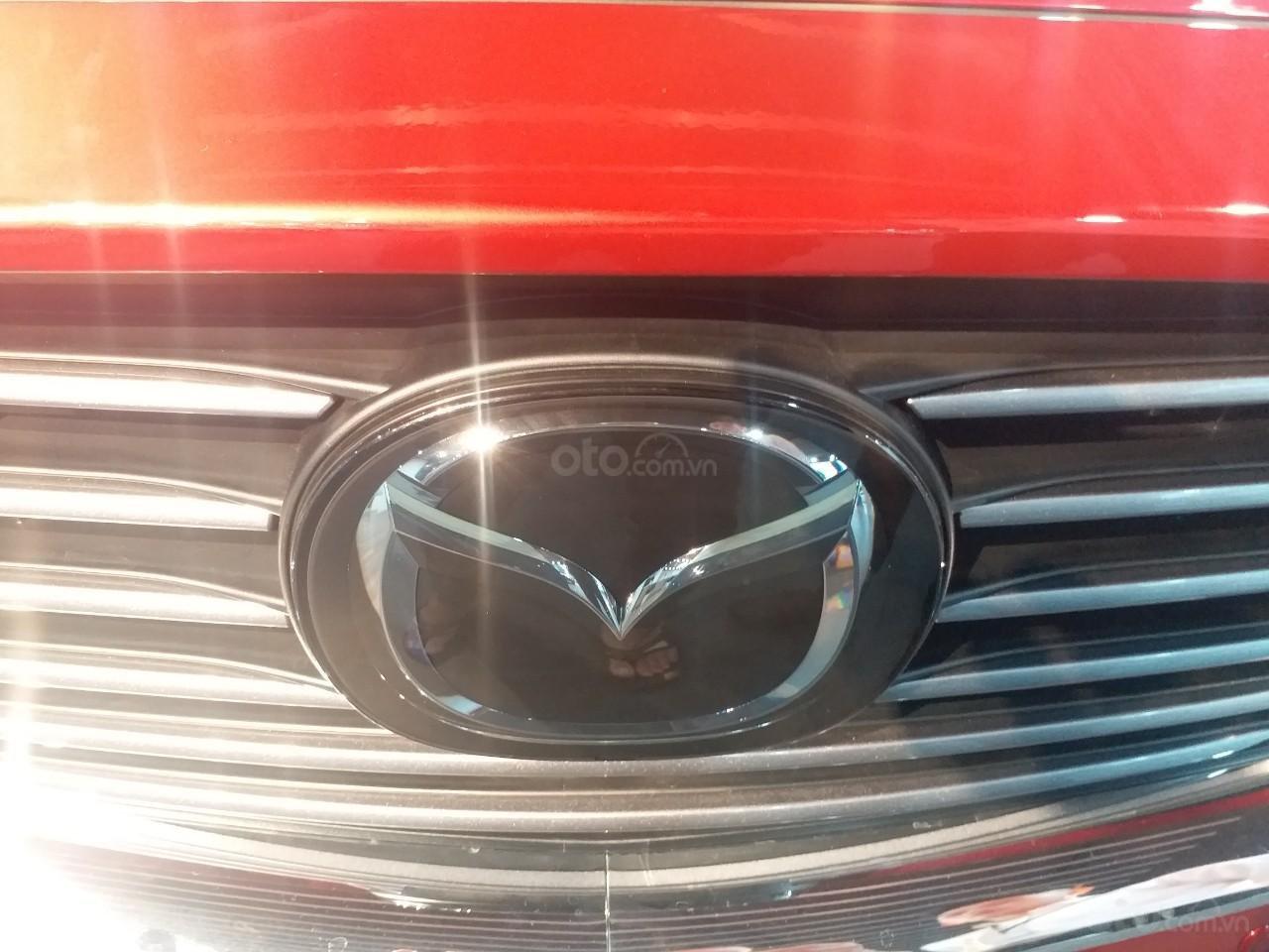 Mazda CX8 2.5 Luxury màu đỏ, sản xuất và đăng ký tháng 09/2019, biển Hà Nội (8)